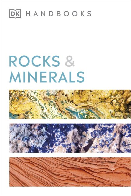 eBook cover of Rocks and Minerals