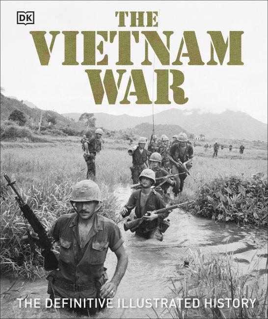 Hardback cover of The Vietnam War