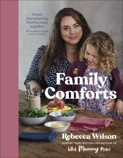 Hardback cover of Family Comforts