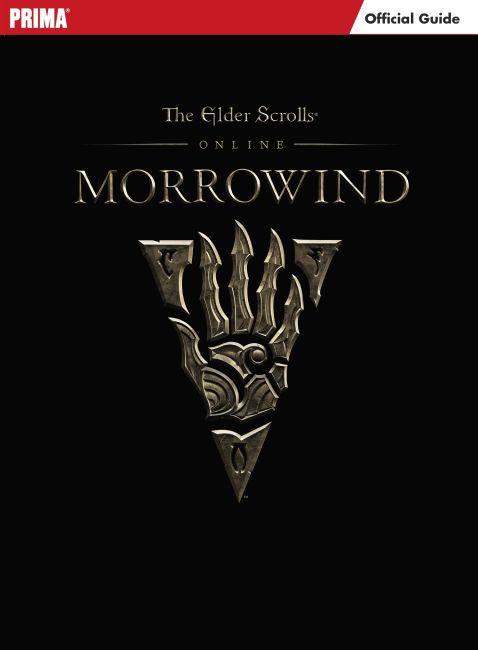 eBook cover of The Elder Scrolls Online: Morrowind