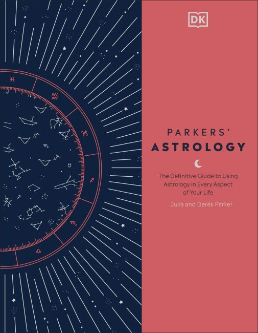 Hardback cover of Parkers' Astrology