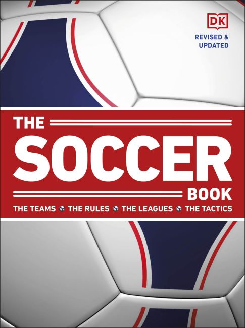 Paperback cover of The Soccer Book