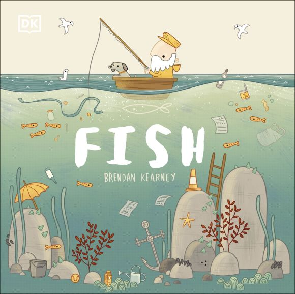 Hardback cover of Fish