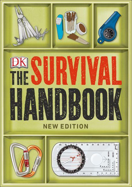 Hardback cover of The Survival Handbook