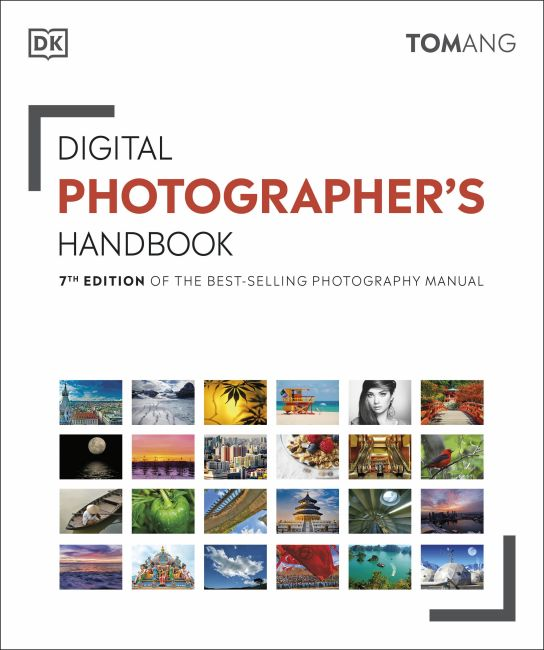 eBook cover of Digital Photographer's Handbook