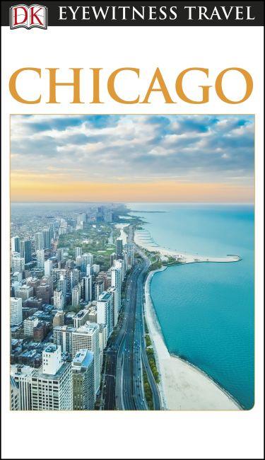 eBook cover of DK Eyewitness Chicago