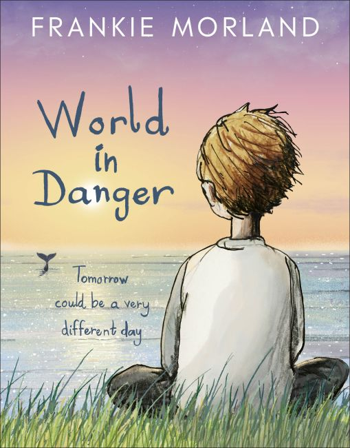 Paperback cover of World In Danger
