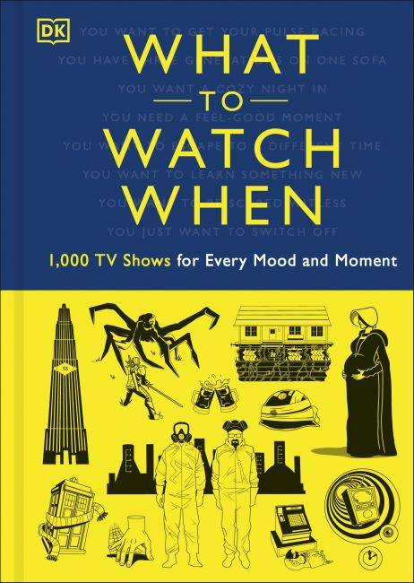 Hardback cover of What to Watch When