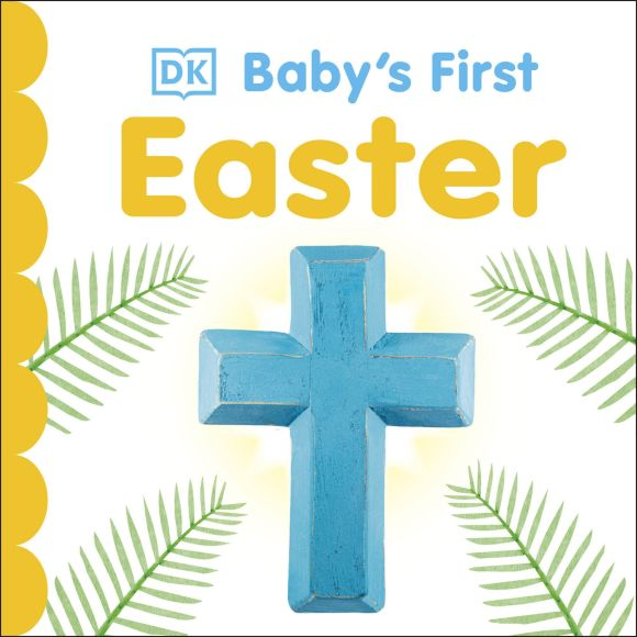 Board book cover of Baby's First Easter