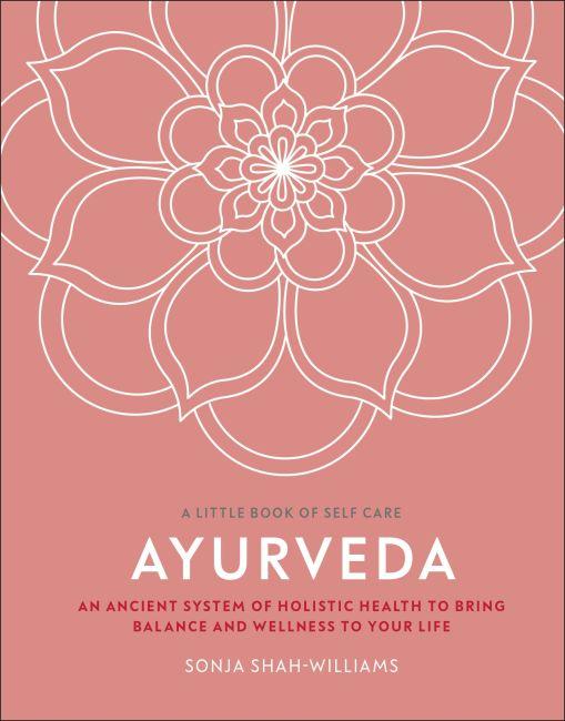 Hardback cover of Ayurveda