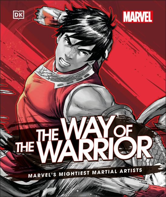 Hardback cover of Marvel The Way of the Warrior