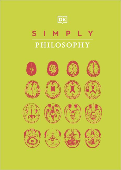 Hardback cover of Simply Philosophy