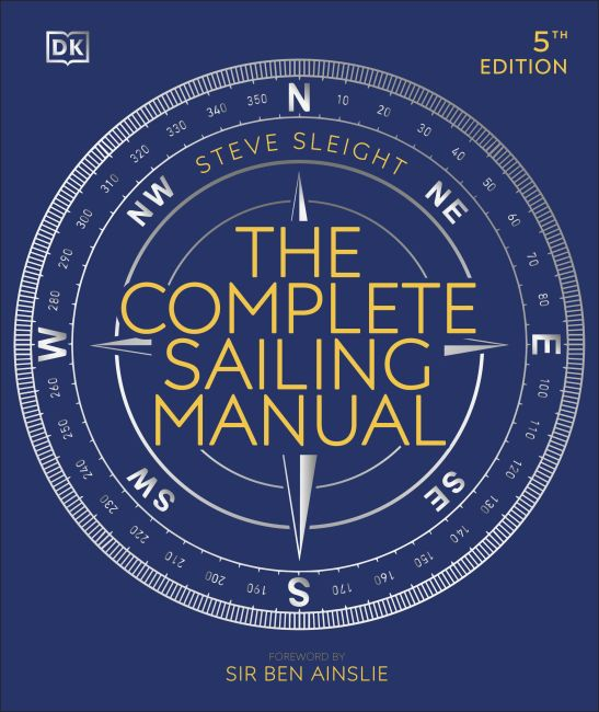 Hardback cover of The Complete Sailing Manual
