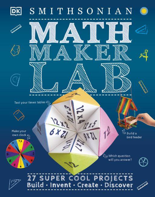 Hardback cover of Math Maker Lab