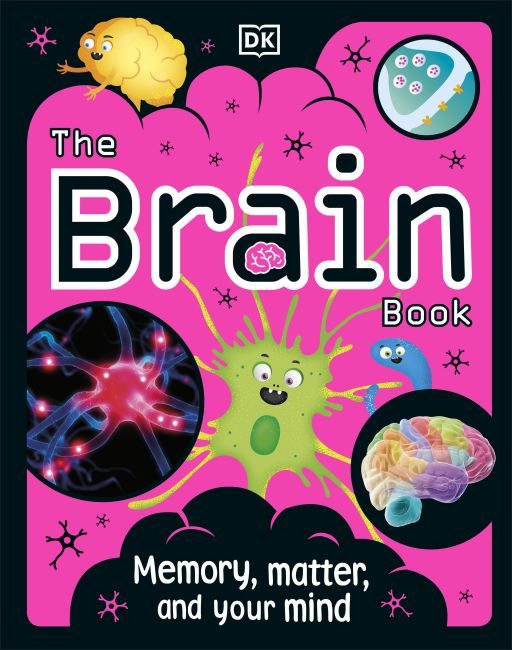 Hardback cover of The Brain Book