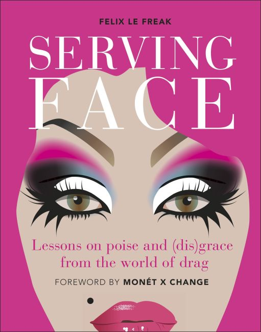 Hardback cover of Serving Face