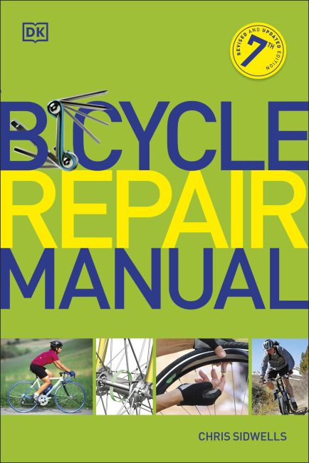 Paperback cover of Bicycle Repair Manual