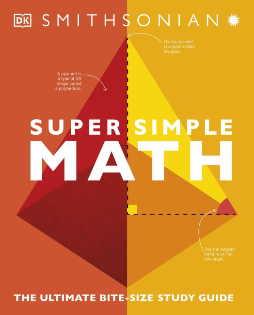 Paperback cover of Super Simple Math