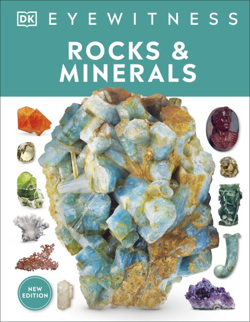 Hardback cover of Rocks and Minerals