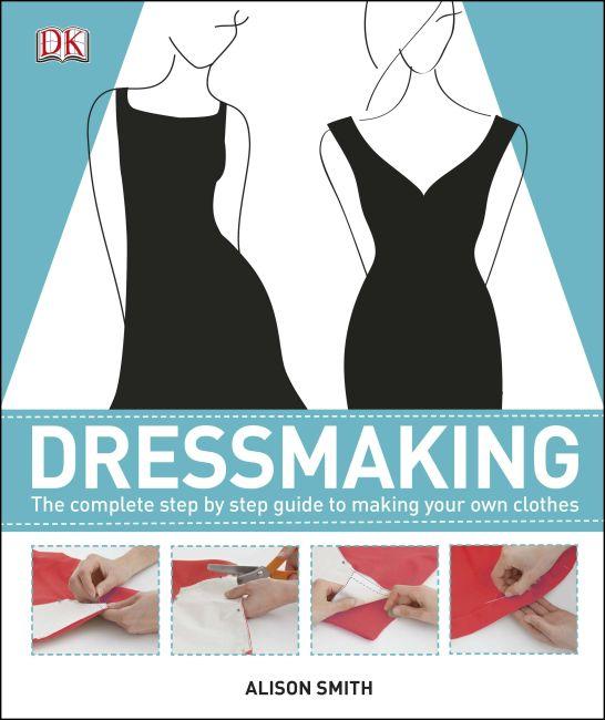 eBook cover of Dressmaking