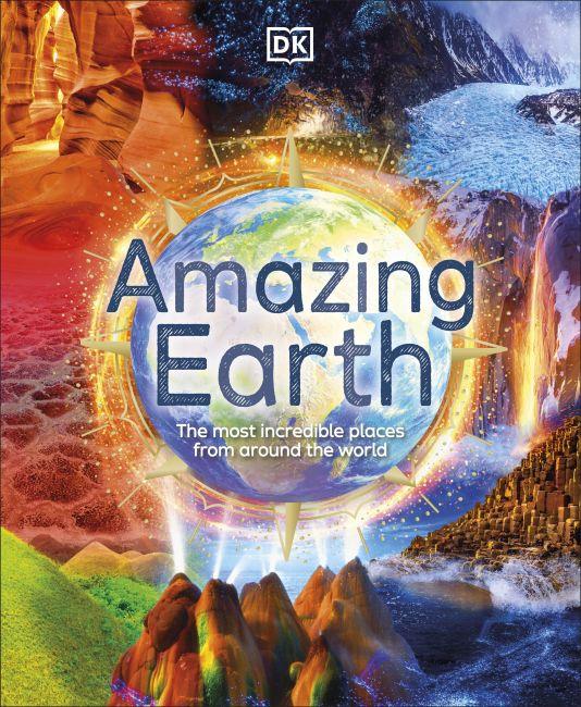 Hardback cover of Amazing Earth