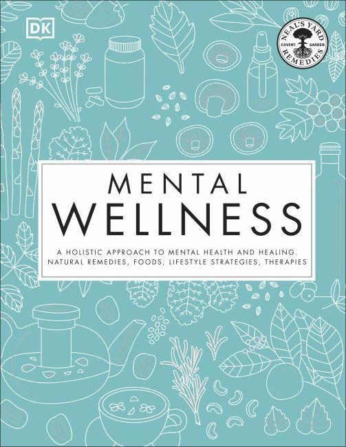 Hardback cover of Mental Wellness