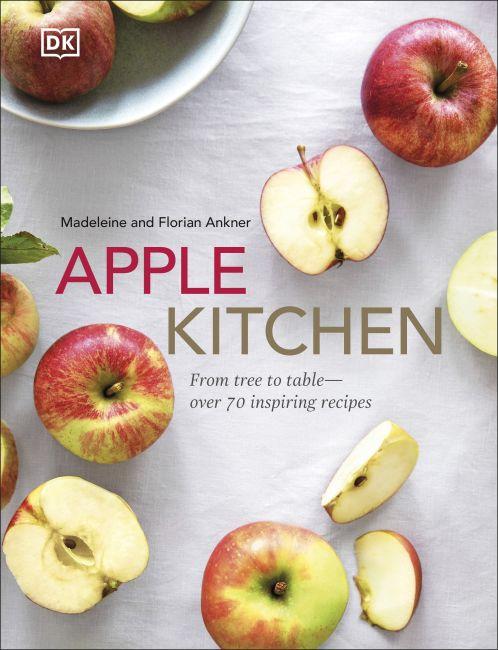 Hardback cover of Apple Kitchen