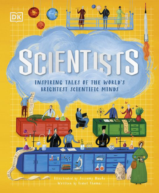 Hardback cover of Scientists