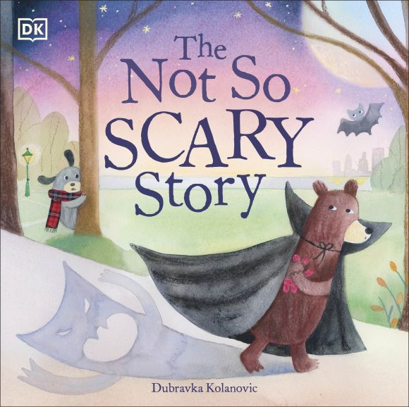 Hardback cover of The Not So Scary Story