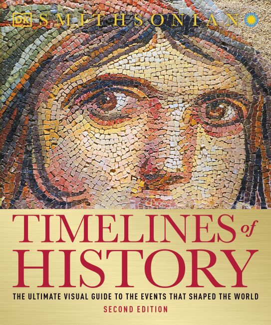 eBook cover of Timelines of History