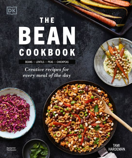 Paperback cover of The Bean Cookbook