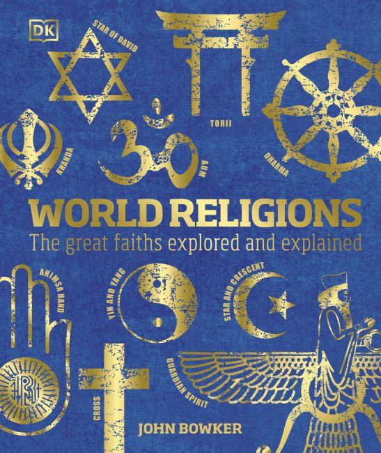 Hardback cover of World Religions