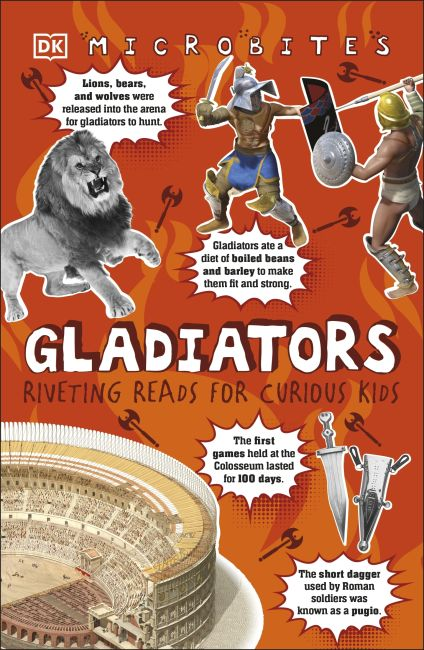 eBook cover of Gladiators