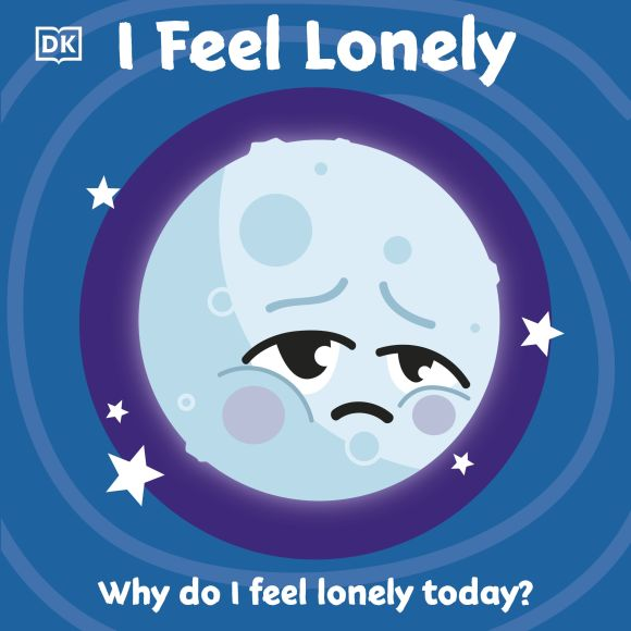 Board book cover of I Feel Lonely