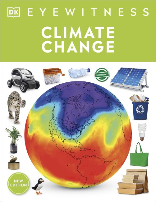 Paperback cover of Climate Change