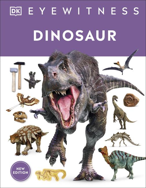 Hardback cover of Dinosaur