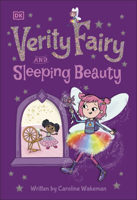Hardback cover of Verity Fairy: Sleeping Beauty