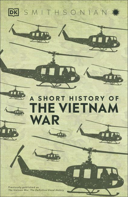 eBook cover of A Short History of The Vietnam War