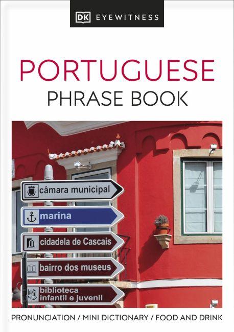 Paperback cover of Portuguese Phrase Book