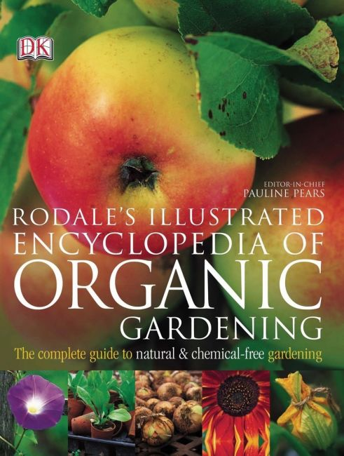 Paperback cover of Rodale's Illustrated Encyclopedia of Organic Gardening