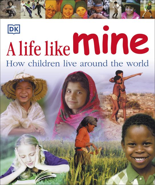 Paperback cover of A Life Like Mine