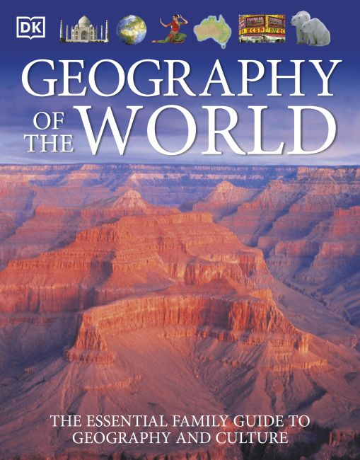 Paperback cover of Geography of the World