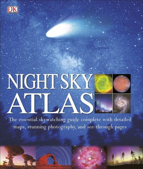 Paperback cover of Night Sky Atlas