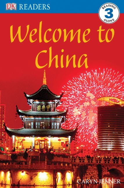 Paperback cover of DK Readers L3: Welcome to China