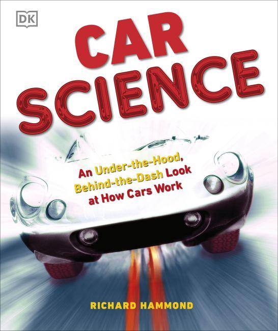 Hardback cover of Car Science