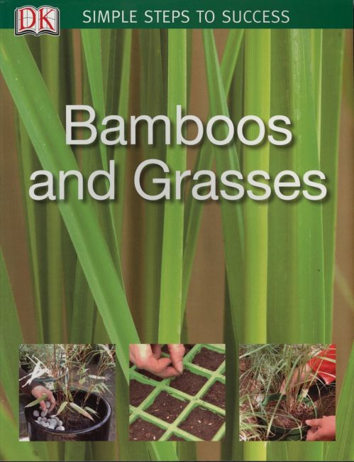 eBook cover of Simple Steps to Success: Bamboos & Grasses