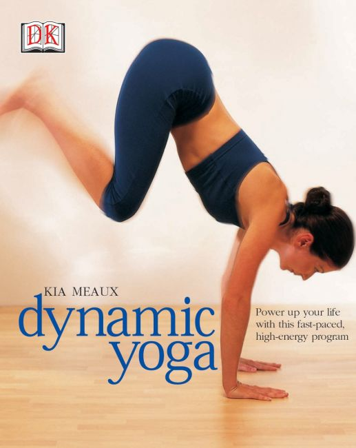 eBook cover of Dynamic Yoga