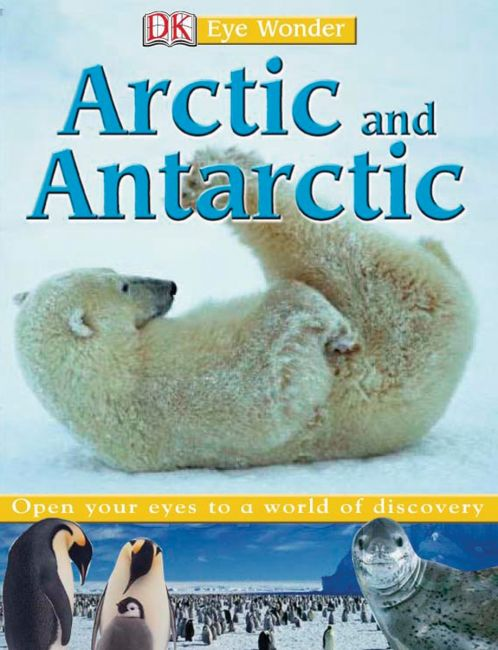 eBook cover of Eye Wonder: Arctic and Antarctic