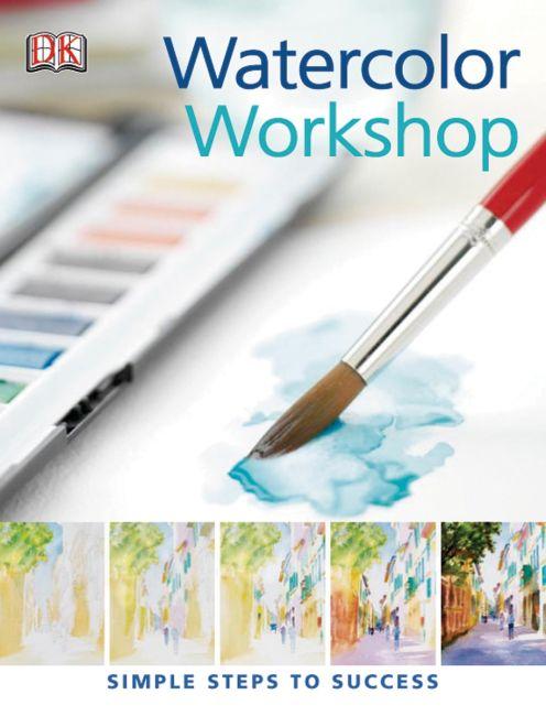 eBook cover of Practical Art: Watercolor Workshop