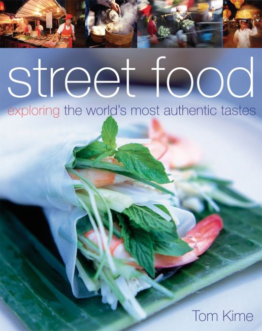 eBook cover of Street Food
